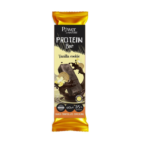 Power Health Power of Nature Protein Bar Vanilla & Cookies 60gr
