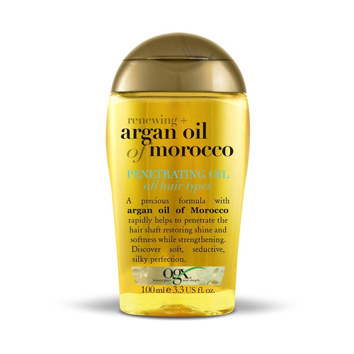 OGX Argan Oil of Morocco Penetrating Oil Αναδόμησης 100ml