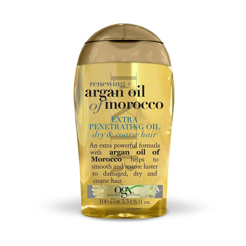 OGX Argan Oil of Morocco Extra Strength Penetrating Oil Αναδόμησης 100ml