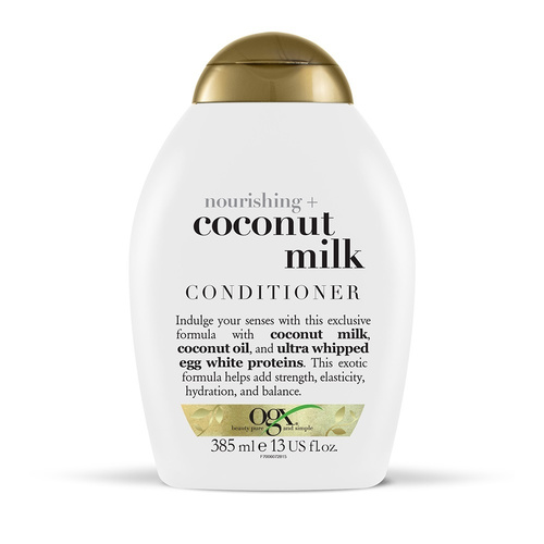 OGX Coconut Milk Conditioner Θρέψης 385ml