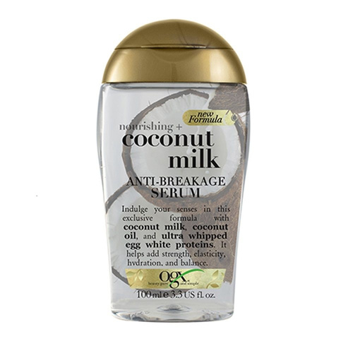 OGX Coconut Milk Anti Breaking Serum Θρέψης 100ml