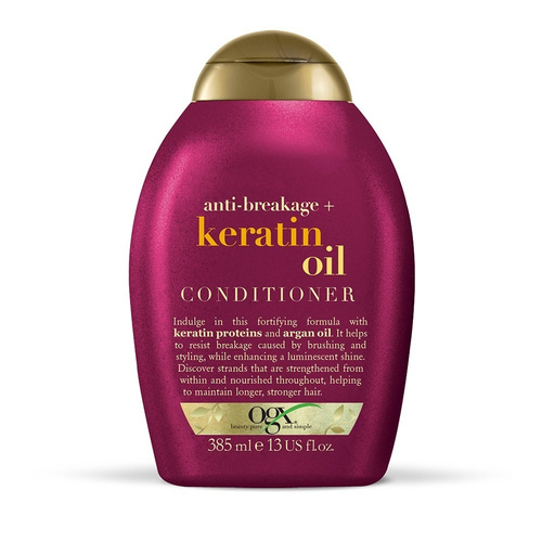 OGX Keratin Oil Conditioner Ενδυνάμωσης 385ml