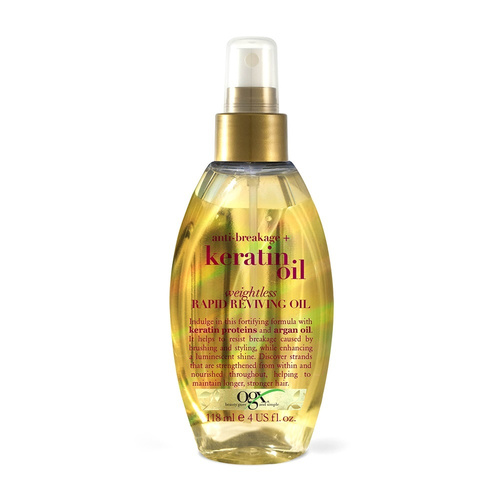 OGX Keratin Oil Rapid Reviving Oil Ενδυνάμωσης 118ml