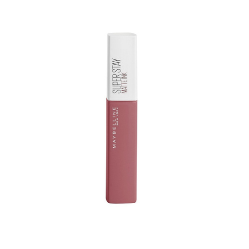 Maybelline Superstay Matte Ink Liquid 140 Soloist Lipstick 5ml