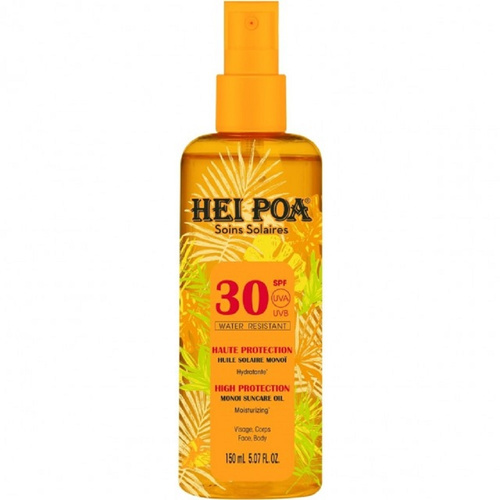 Hei Poa Monoi Oil Tiare Spray SPF30 150ml