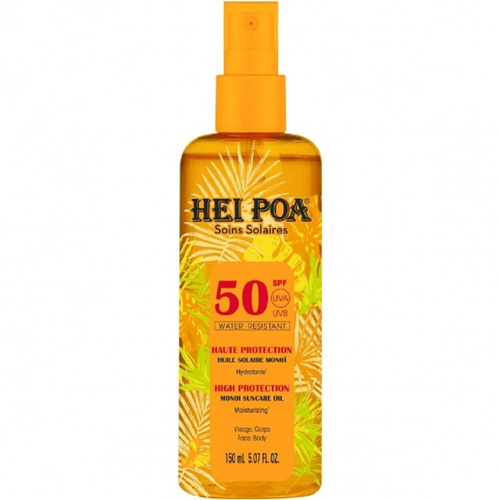Hei Poa Monoi Oil Tiare Spray SPF50 150ml