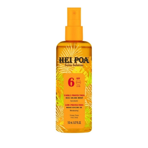 Hei Poa Monoi Oil Tiare Spray SPF6 150ml