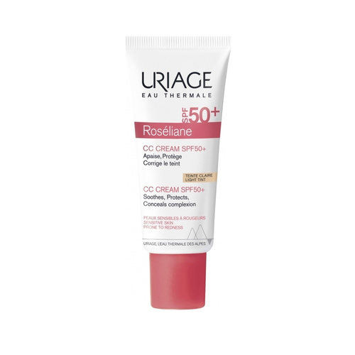 Uriage Roseliane CC Cream Light Tint SPF50+ 40ml