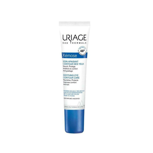 Uriage Xemose Soothing Eye Contour Care Κρέμα Ματιών 15ml