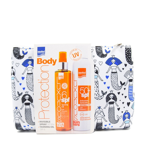 Luxurious Promo Suncare Complete Body Protection Kit