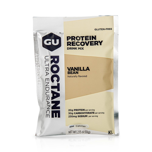 GU recovery drink mix vanilla mix 61gr