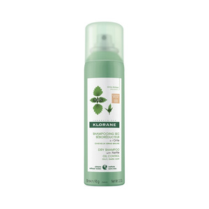 Dry Shampoo with Nettle Oil Control for Dark Hair 150ml
